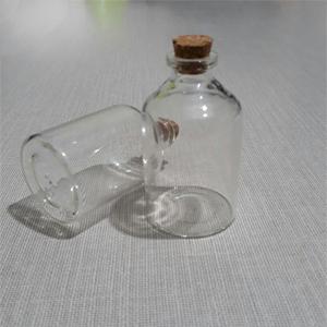 بطری شیشه ای سایز ۳
