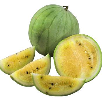 هندوانه گرد داخل زرد